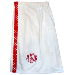 Womens' XXL Towel Wrap