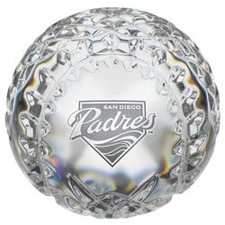 Waterford Crystal San Diego Padres Baseball