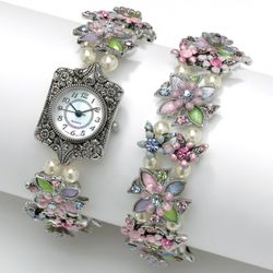 2-Piece Watch/Bracelet Set
