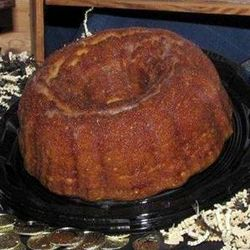 White Rum Cake
