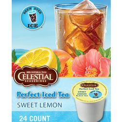 Green Mountain Coffee Lemon K-Cup Iced Tea