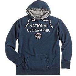 National Geographic Logo Hoodie