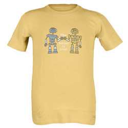 Two Cool Robots T-Shirt
