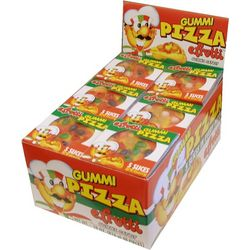 Gummi Pizzas Candy