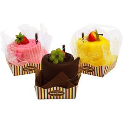 Sponge Cake Reusable Shopping Bag