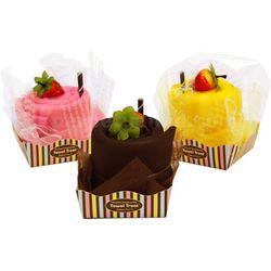 Sponge Cake Reusable Shopping Bag