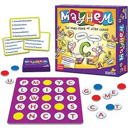Mayhem Word Game