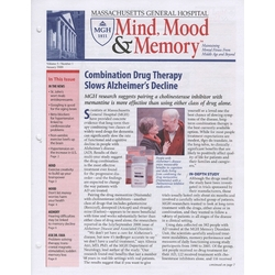 Mind, Mood & Memory Magazine Subscription