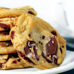 Dark Chocolate Chunk Cookie Dough Portions