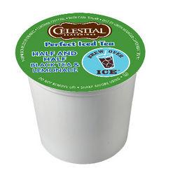 Celestial Seasonings Half and Half Perfect Iced Tea K-Cup