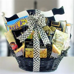 Get Your Motor Running Gift Basket