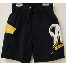 Toddler's Milwaukee Brewers Board Shorts