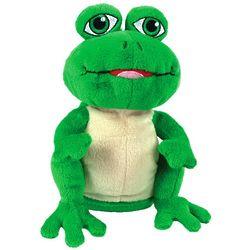 Talking Frog Stuffed Animal