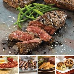 Country Breakfast Meat and Sides Gift Box