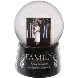 Digital Memories Snowglobe