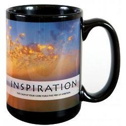 Inspiration Sunburst Ceramic Mug