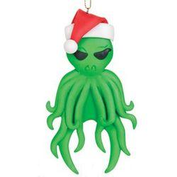 Cthulhu Christmas Ornament