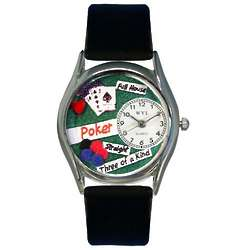 Poker Miniatures Watch