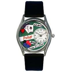 Poker Miniatures Watch
