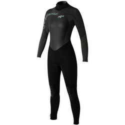 Women's Super Stretch Neoprene Serene Full Wetsuit