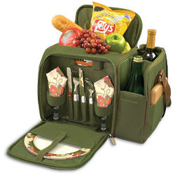 Malibu Picnic Cooler Shoulder Pack for 2