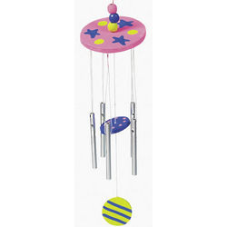 Paint Your Own Wind Chimes Kit