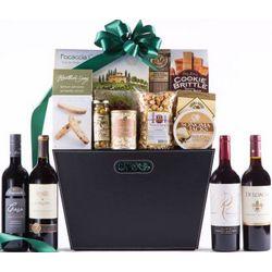 Executive Selection Ironstone Wine Quartet Gift Basket
