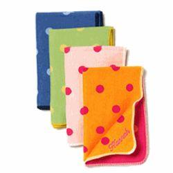 Fussenegger Dot Baby Blanket