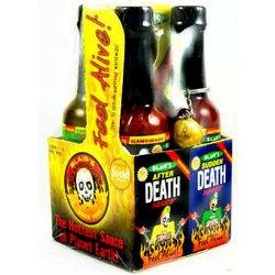 Blair's Death Sauce Minis 4 Pack