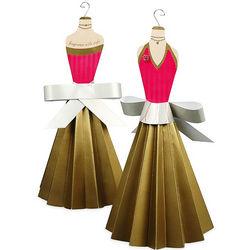 Bridesmaid Dress Sachet