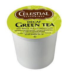 K-Cup Celestial Seasonings Decaffeinated Green Tea