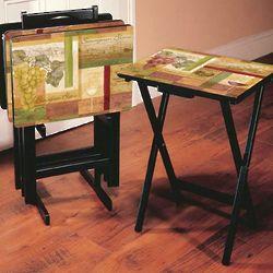 Vintage Vines TV Trays