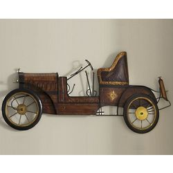 Open Car Wall Art