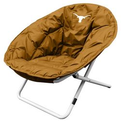 NCAA Logo Sphere Folding Chair