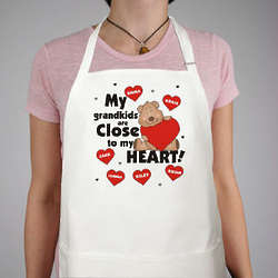 Close to My Heart Personalized Apron