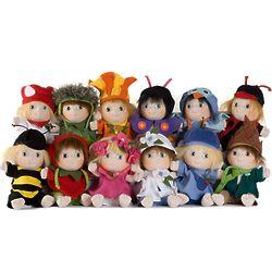 Rubens Barn Linné Doll