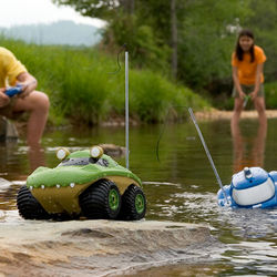 Morphibian Wild Animal Themed Remote Control Car