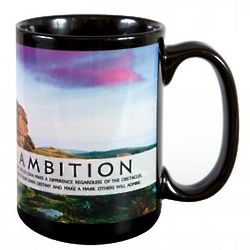 Ambition Tree Ceramic Mug