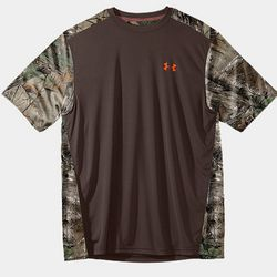 Under Armour Men's Wylie Short Sleeve Camo T-Shirt