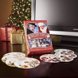 TV and Cartoons Holiday Collection of Movies