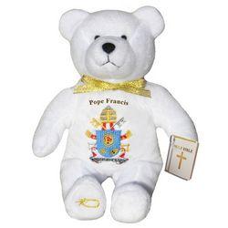 Pope Francis Holy Teddy Bear