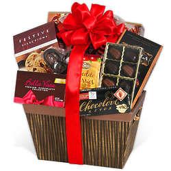 Gourmet Chocolate Classic Gift Basket