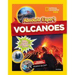 Absolute Expert: Volcanoes Children's Book