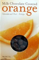 Chocolate Covered Orange
