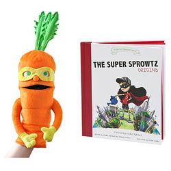 Super Sprowtz with Colby Carrot