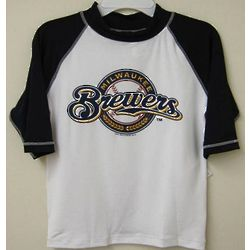 Boys Brewers Shirt with UV Protection