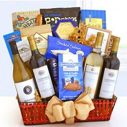 Wine Country Classic Gift Basket