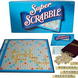 Winning Moves 1079 Super Scrabble