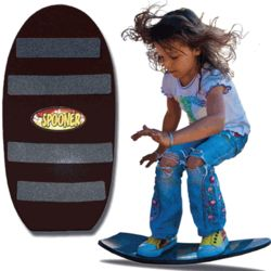 Freestyle Black Spooners Board