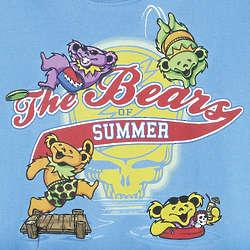 Grateful Dead Bears of Summer T-Shirt